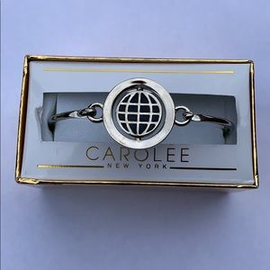 Carolee New York Word Play Collection Bracelet